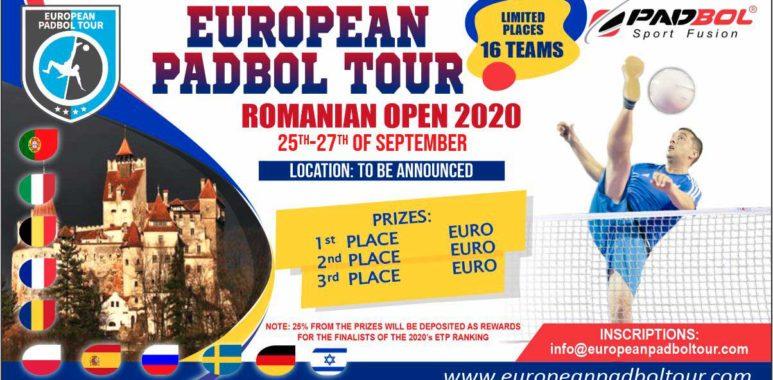 Romanian Open 2020